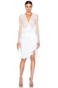 Altuzarra Farley Lace Dress