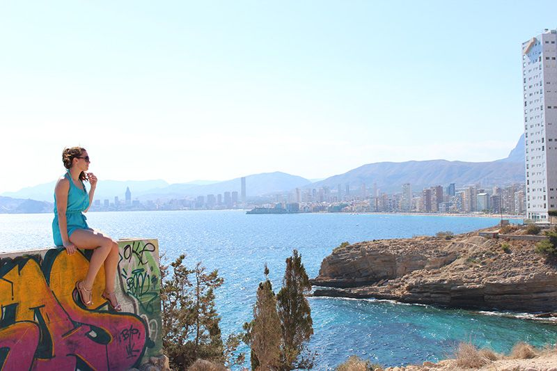 Curls and Bags: Travel: Benidorm