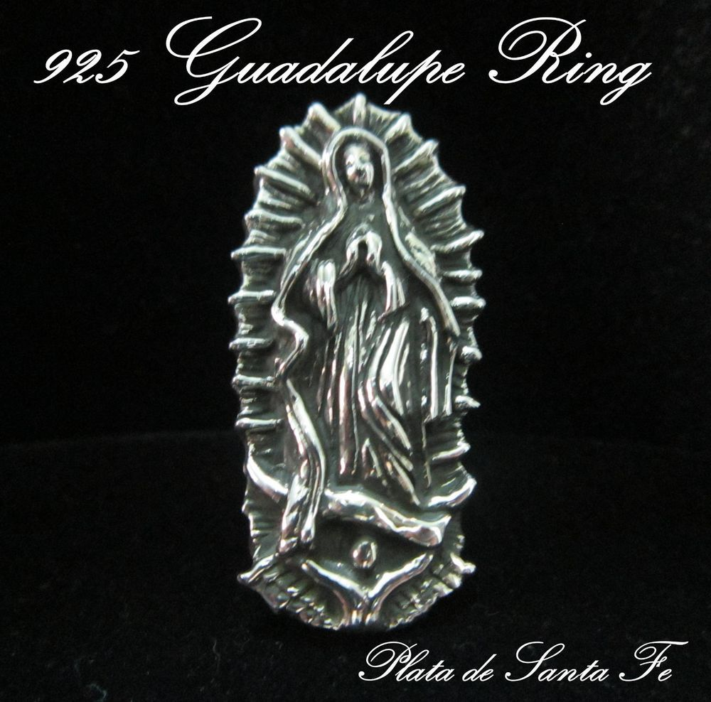 GUADALUPE 925 Ring by Navajo Elgin Tom for Del