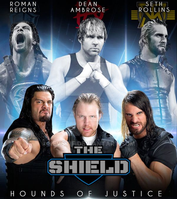 The Shield: Hounds of Justice (Poster) by KevStif | Shield