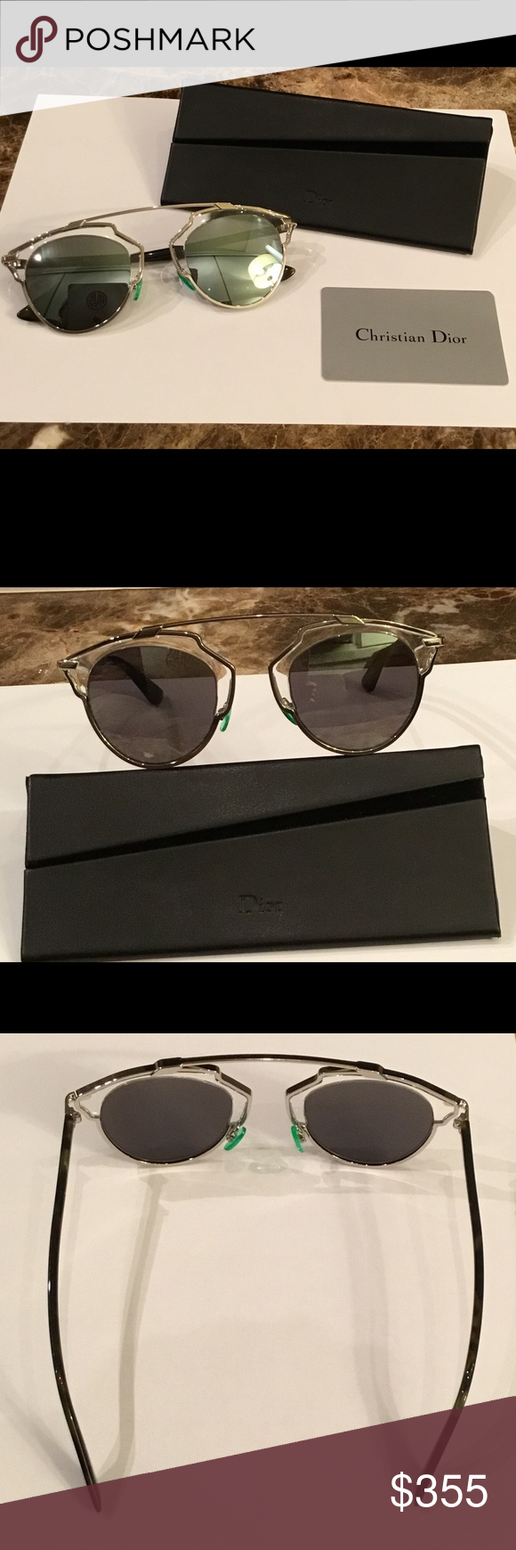 d09d2bf70637 Selling this Dior So Real Sunglasses on Poshmark! My username is   sloanvaught.  shopmycloset  poshmark  fashion  shopping  style  forsale   Dior  Accessories