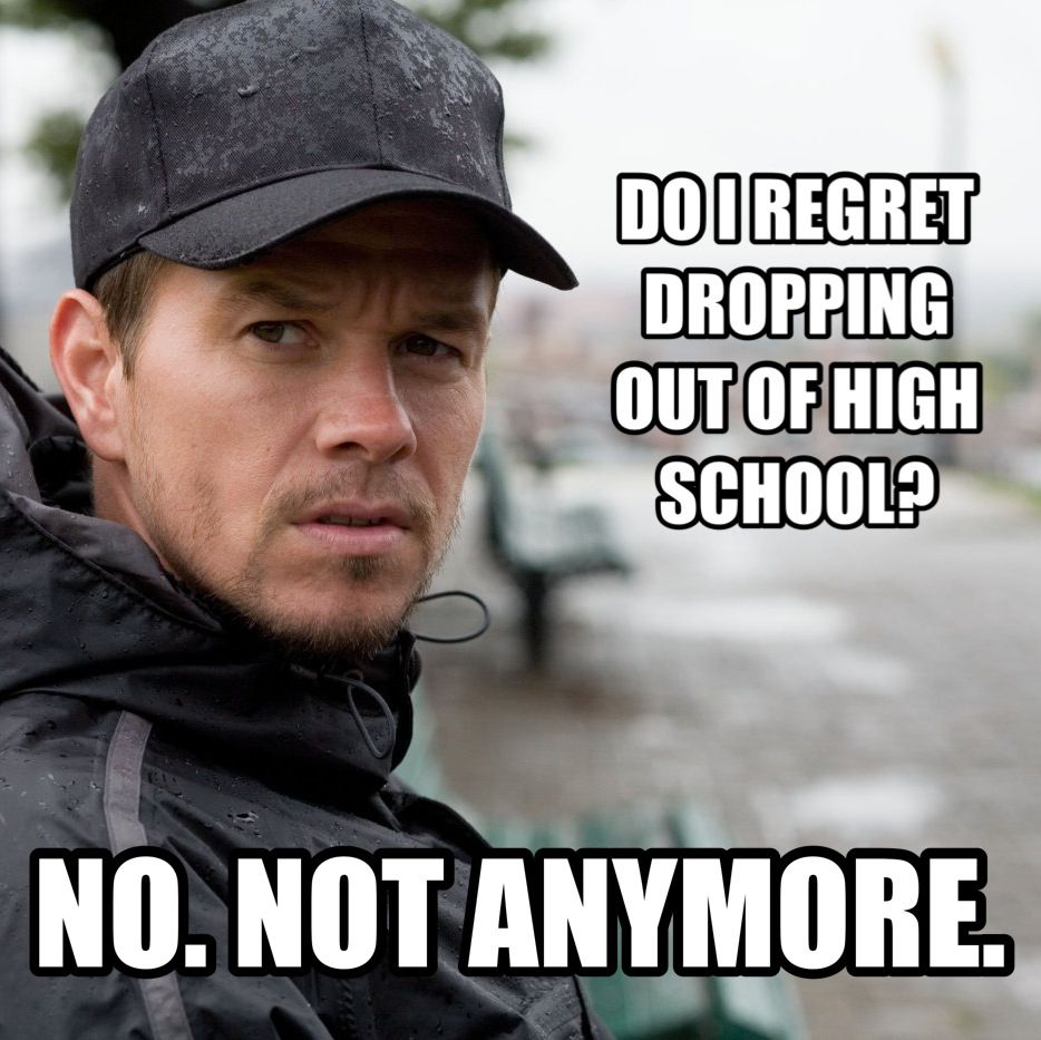 Understanding Why Students Drop Out of High School, According to Their Own Reports