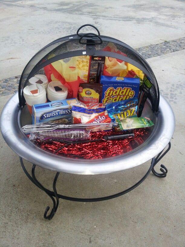 Raffle ideas | My hobbies | Pinterest | Fire pits, Summer gifts ...
