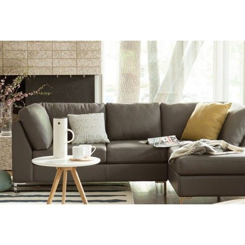 salema sofa chaise | modern sectionals | modern living room