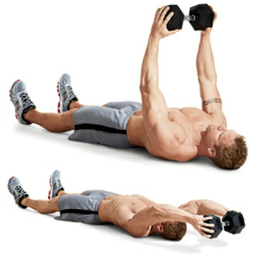 THE BEST DUMBBELLONLY CHEST WORKOUT body in