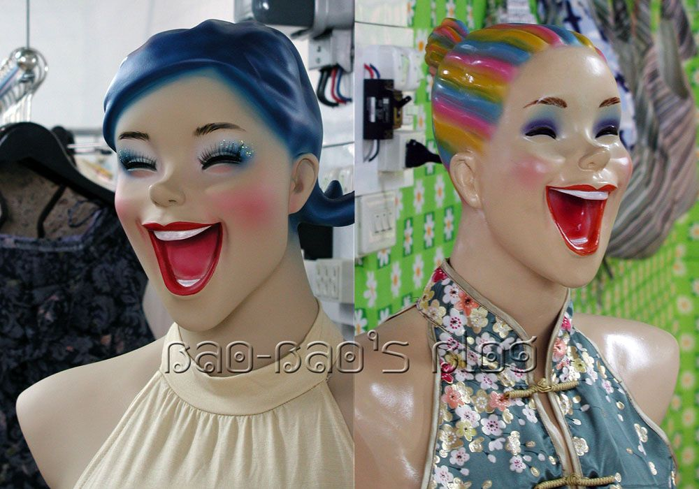 ThailandManaquinjpg Pixels Manic Mannequins - These 20 creepy mannequins are the stuff nightmares are made of