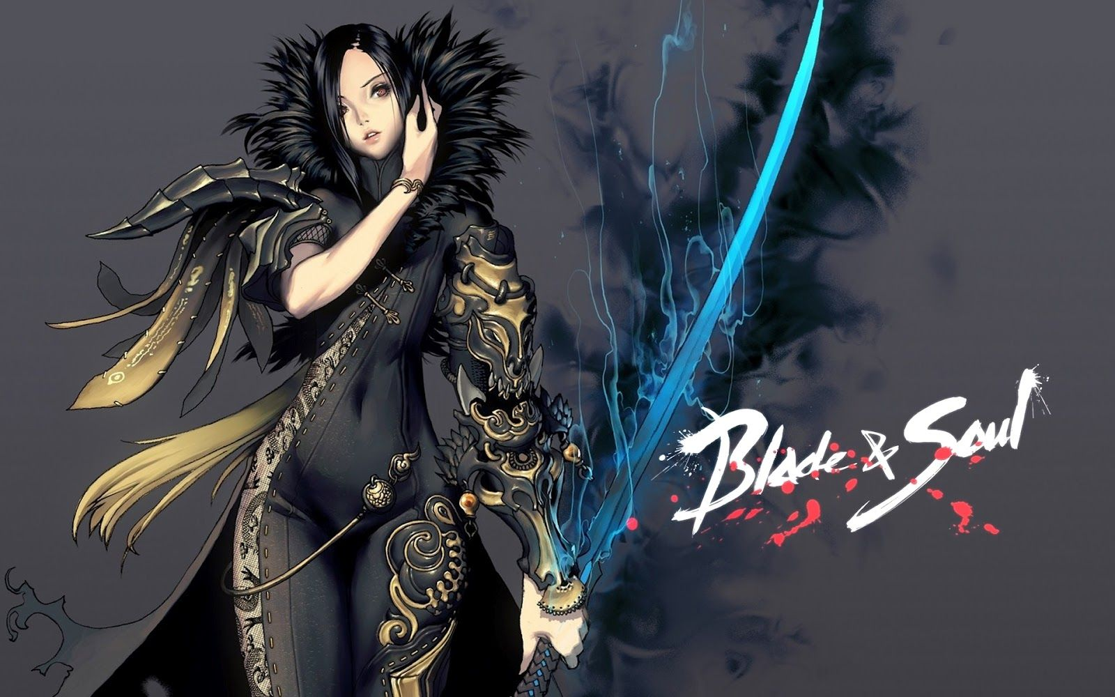Blade N Soul Anime Characters : Blade and soul beta lasts for a week pc games n news