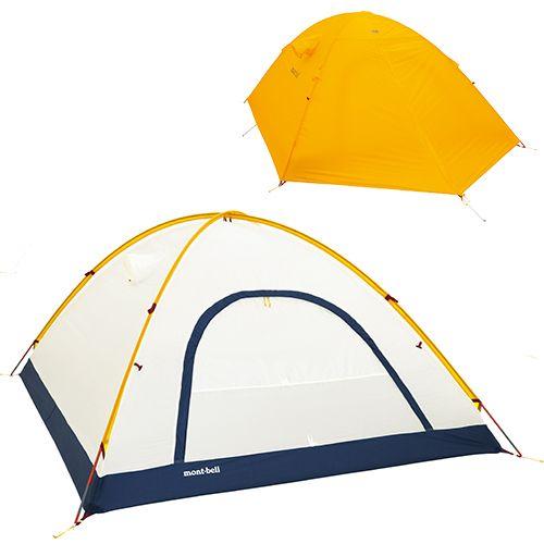 ステラリッジ テント 4型 モンベル