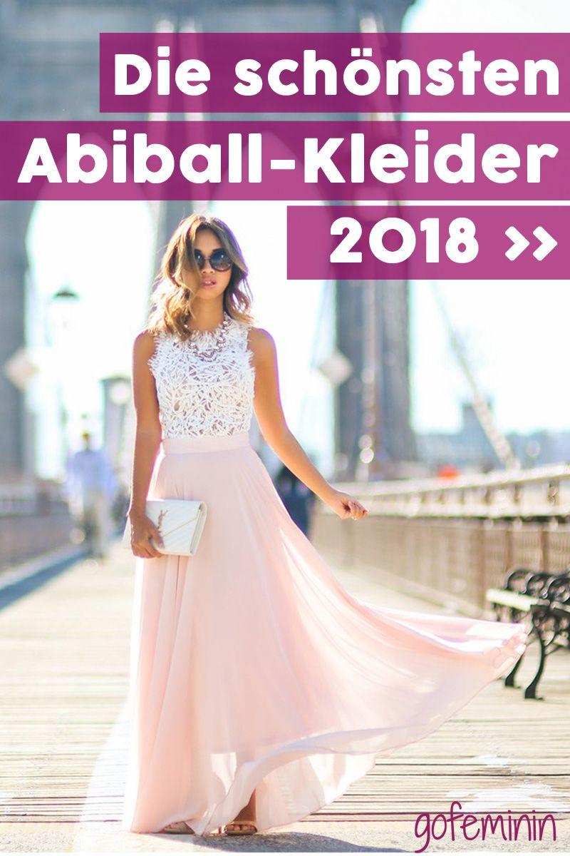 Abiball-Kleider 2018: Die schönsten Kleider von kurz bis lang ...