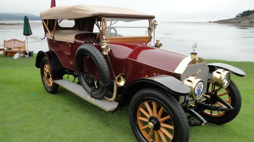 1911 Mercedes 50 HP Maythorn Five Passenger Tourer