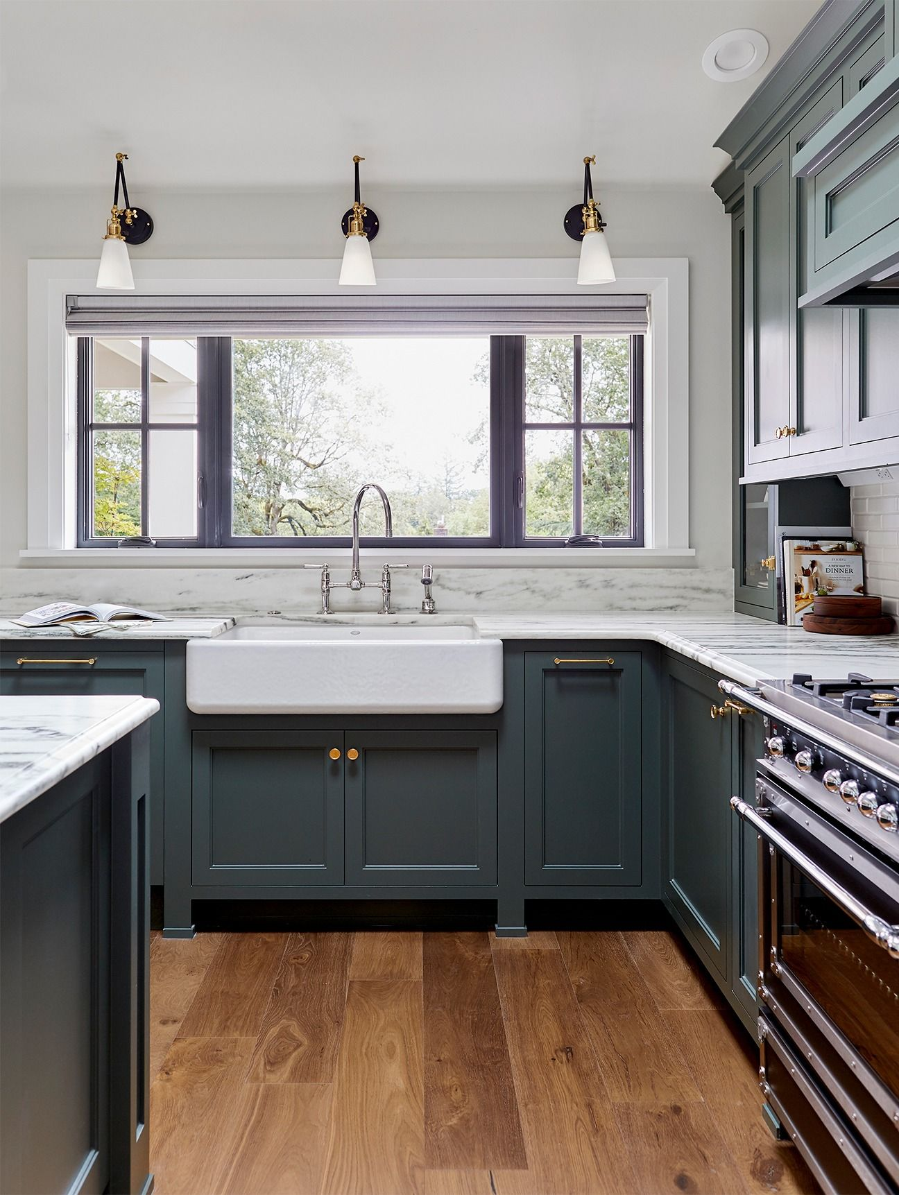11 Shaker Kitchen Cabinet Ideas That Put A Twist On The Classic Style In 2020 New Kitchen Cabinets Kitchen Remodel Kitchen Design