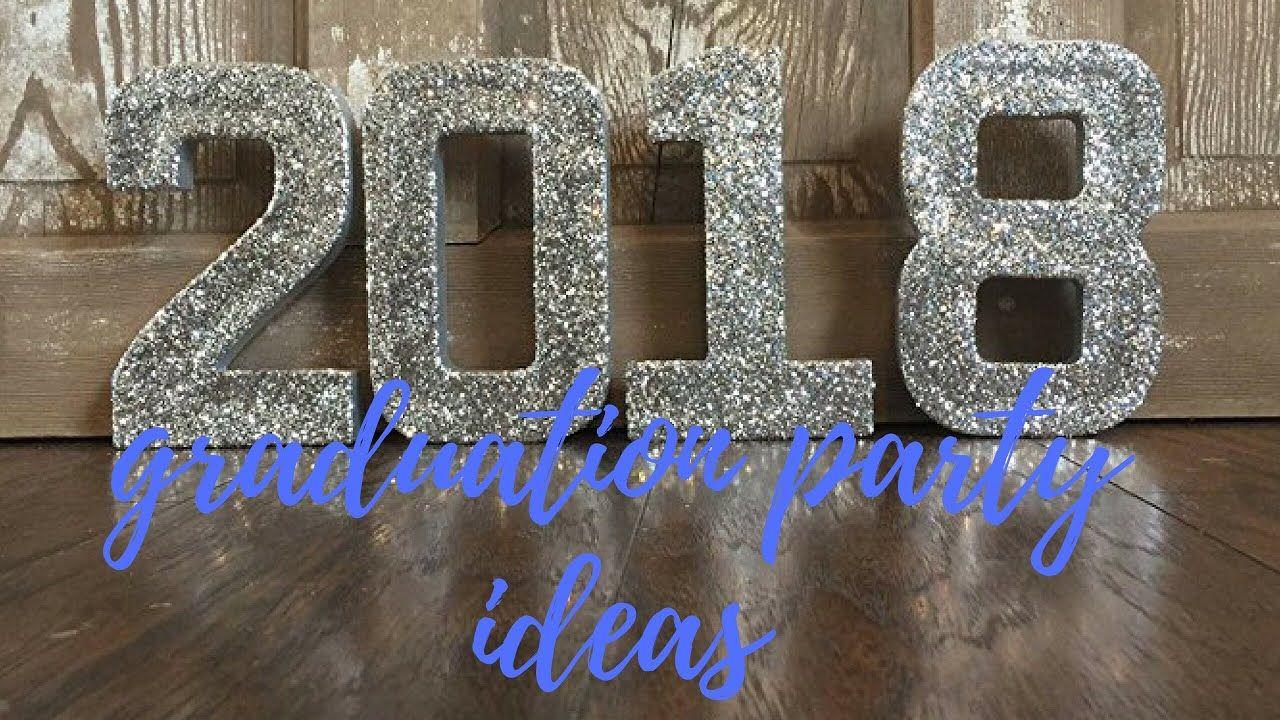 2018 diy graduation party ideas decorating with dollar