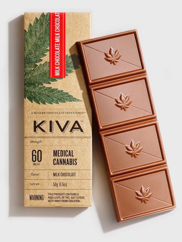 Gourmet Weed-Infused Chocolates Use Artful Packaging To Change Cannabis' Image - DesignTAXI.com