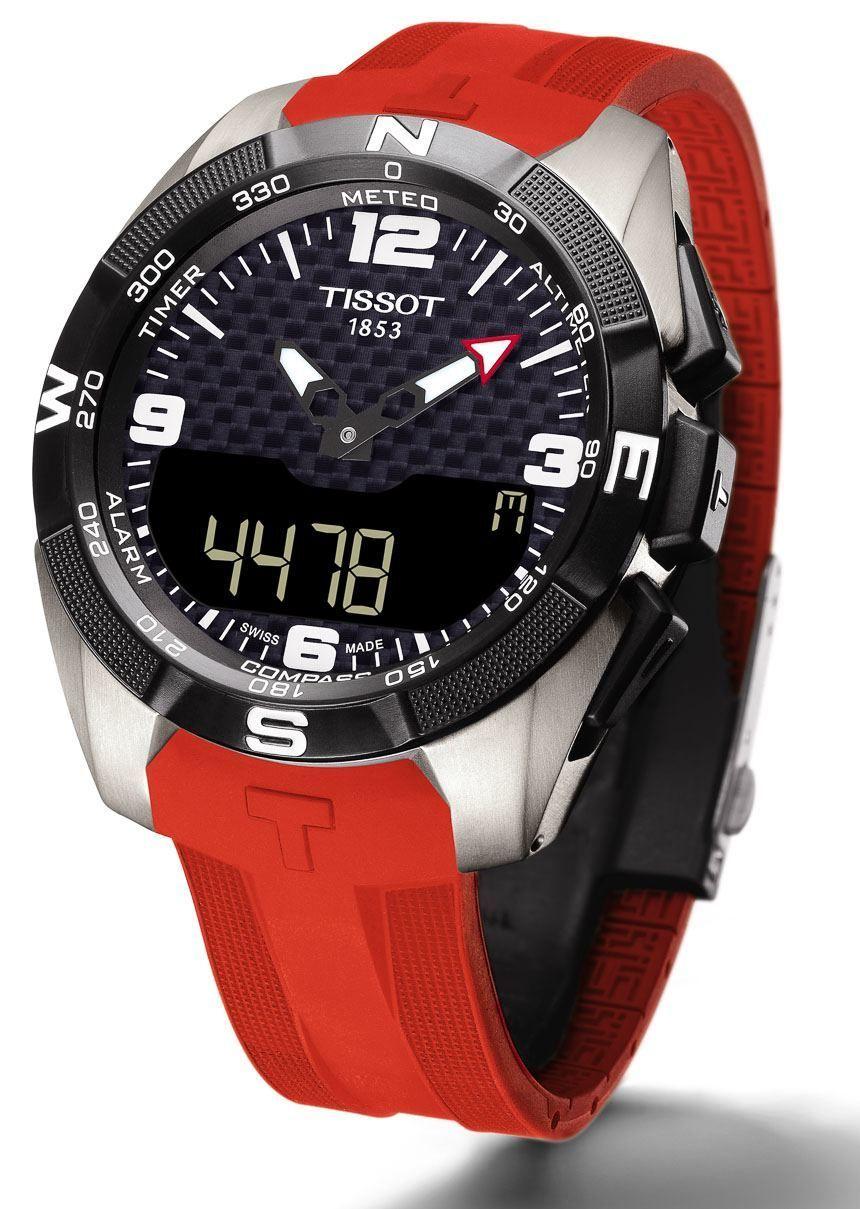 Tissot T Touch Expert Solar Watch Review Ablogtowatch Tissot Mens Watch Tissot T Touch Tissot