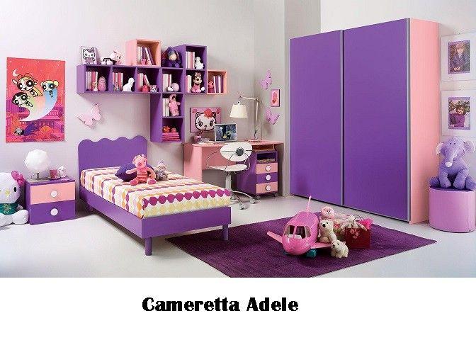 Webmobili Camerette ~ Cameretta adele camerette bambino prezzo and italia