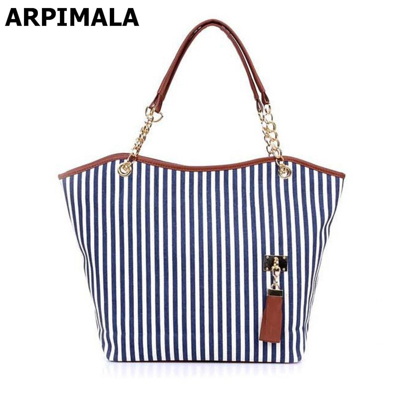 ARPIMALA High quality fringe pattern canvas handbags casual hobos for women affordable shoulder bags femininas bolsos