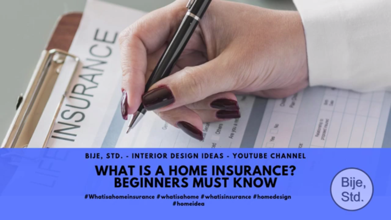 Home Insurance Generally Called Homeowner S Insurance Is A Type