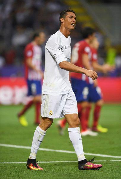 Real Madrid Vs Atletico Madrid Champions League Final 28th May 2016 Milan Atletico Madrid Champions League Cristiano Ronaldo Cr7 Cristiano Ronaldo