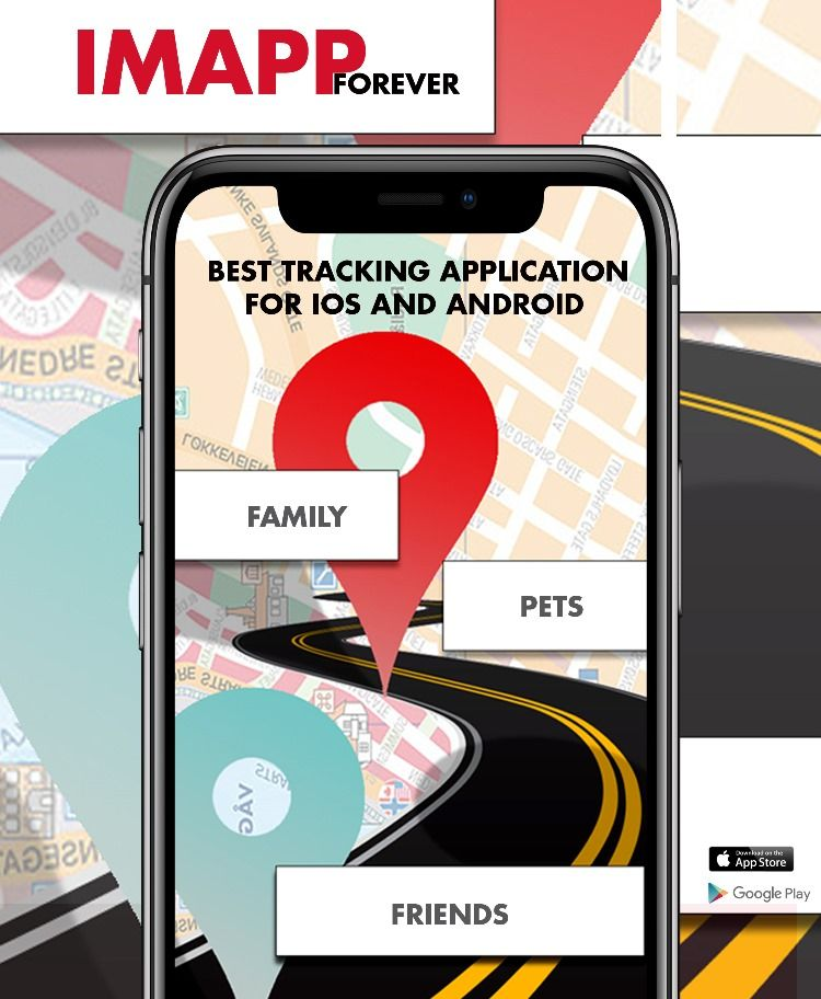 Pin by MI BA on #Tracking #Application #Ios #Android | Im