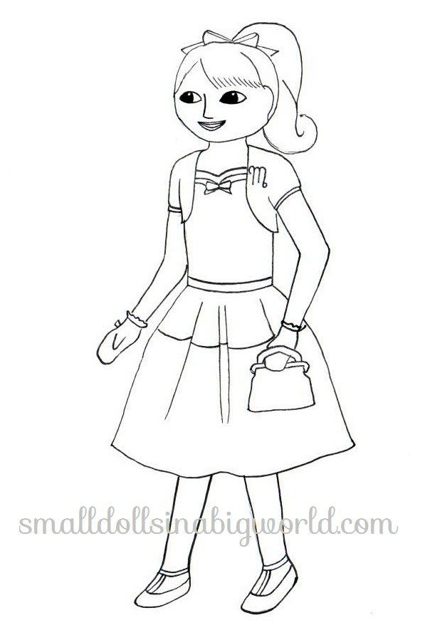 Beforever Coloring Pages