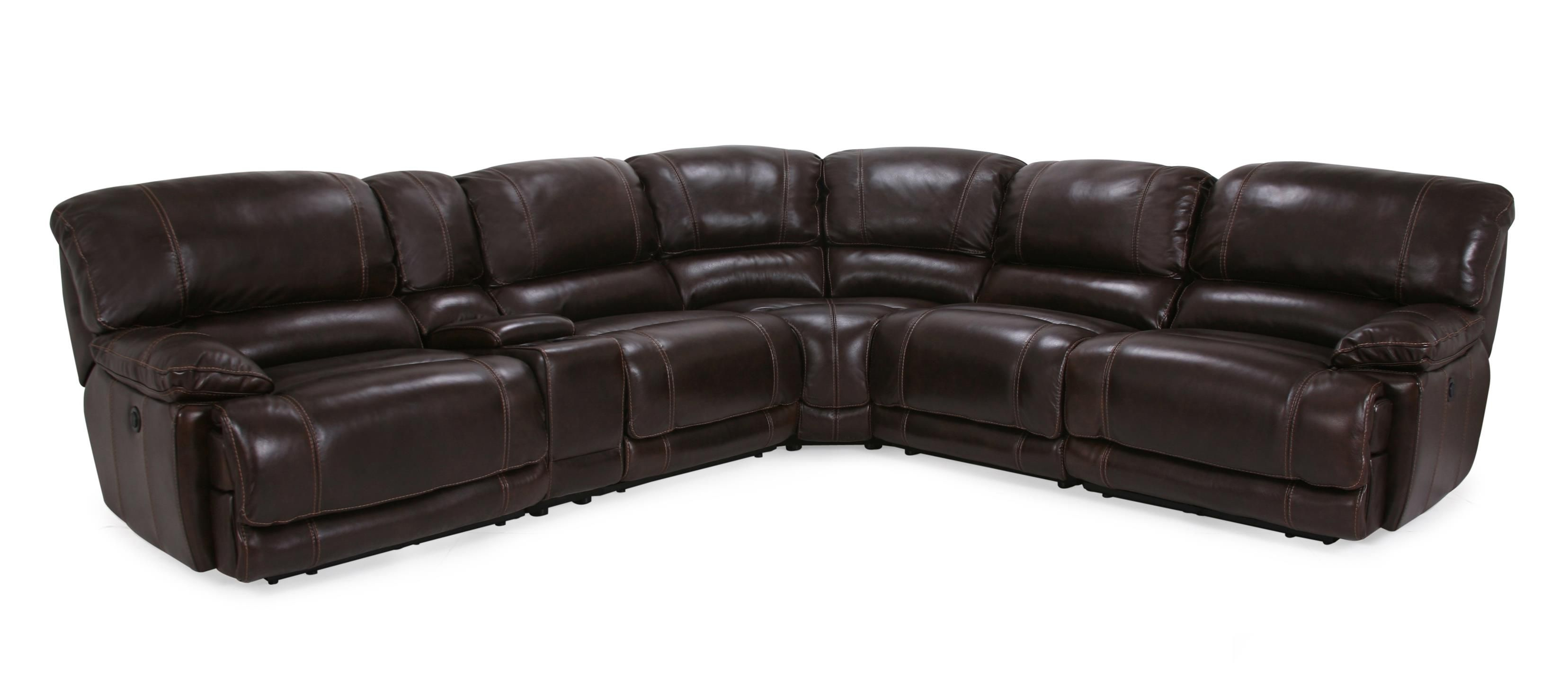 X8698m Casual Reclining Sectional Sofa By Cheers Sofa At Conlin S