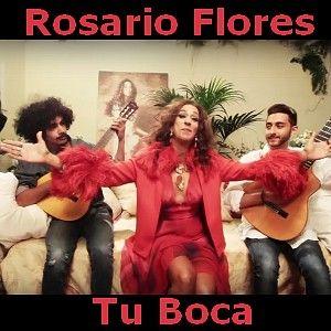 Acordes D Canciones: Rosario Flores - Tu Boca