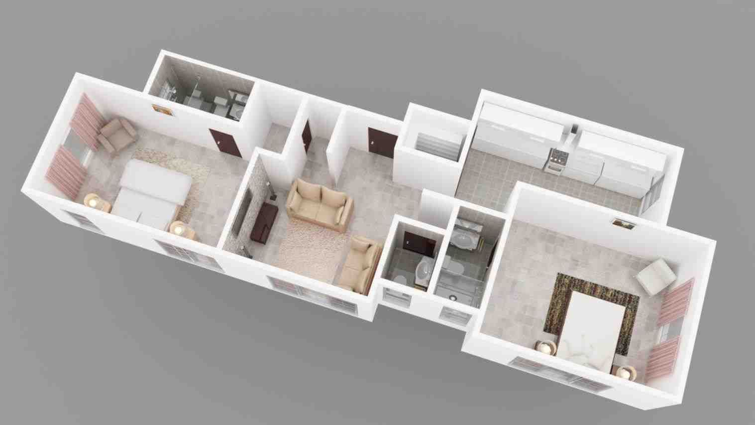 Ghana Apartment Ghana Homes Plans Elegant 4 Bedroom Building Plans In Ghana Modern House Planmodern Hous House Foundation Modern House Apartments For Sale