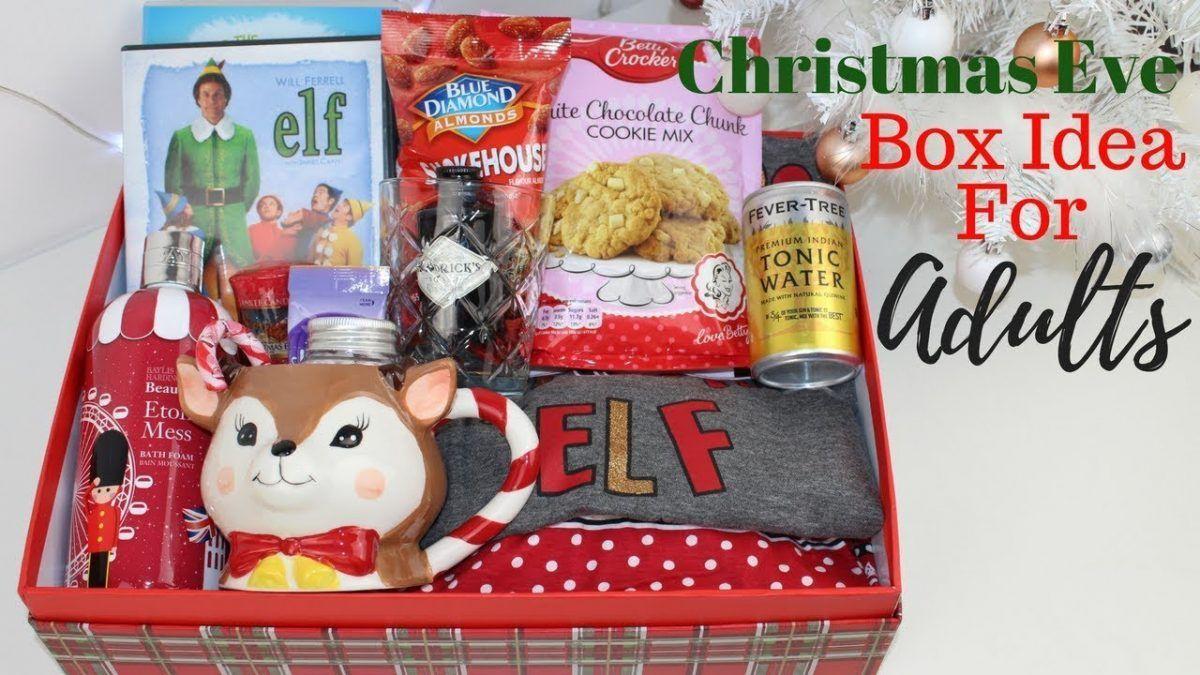 Xmas Eve Box Ideas #christmaseve   Xmas eve boxes, Christmas eve gift, Christmas eve box