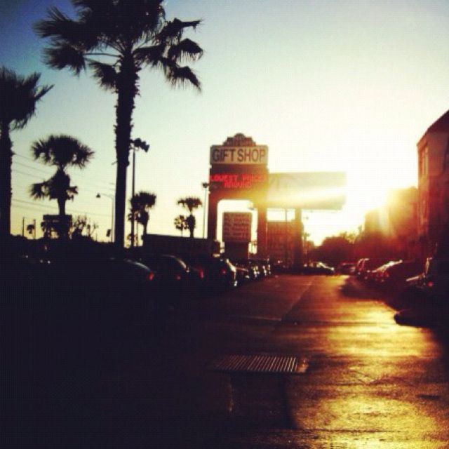 The Sunshine State.