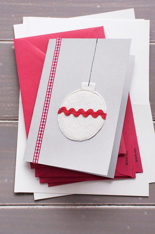 La Gata Con Botas Cómo hacer tarjetas de Navidad   How to make