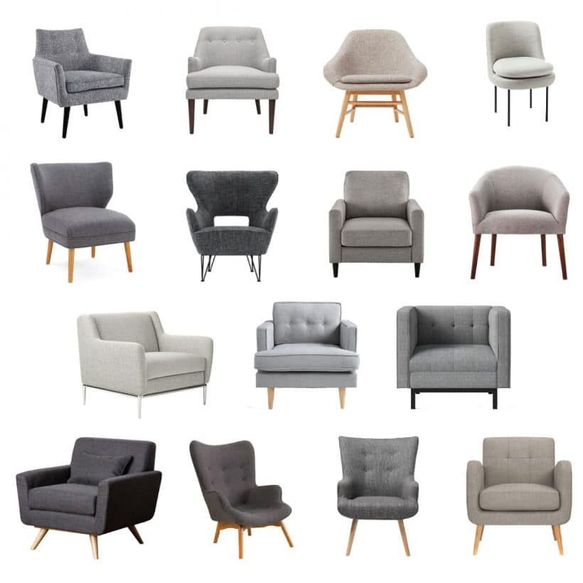 15 Modern Accent Chairs Accent Chairs For Living Room Dining