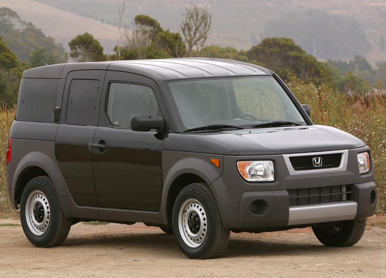 2003 Honda Element Dx Fotografii Motocikl