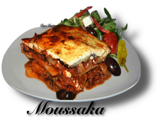 Greek moussaka this is a greek dish in the style of lasagna it is food forumfinder