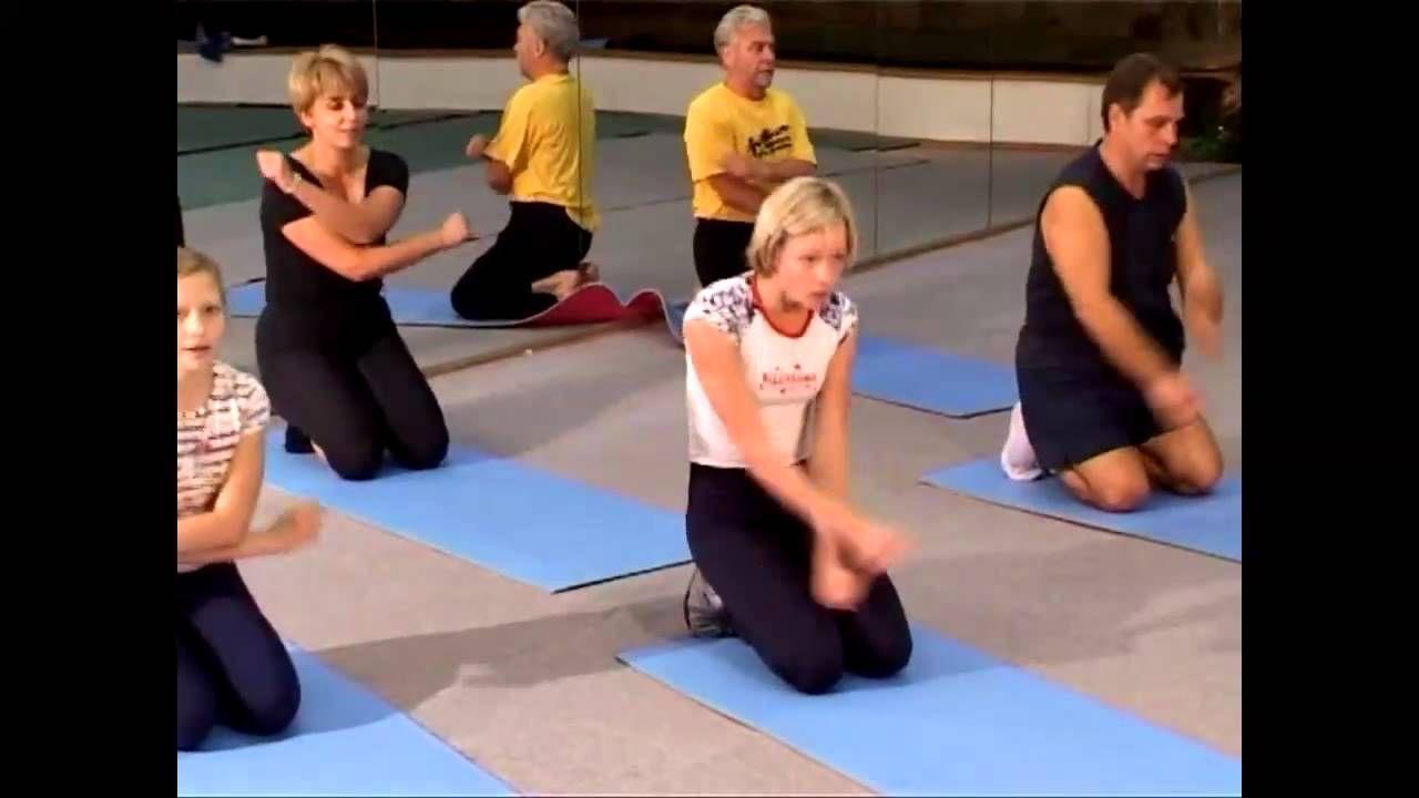 Суставная гимнастика доктор здоровье симптом переката в коленном суставе