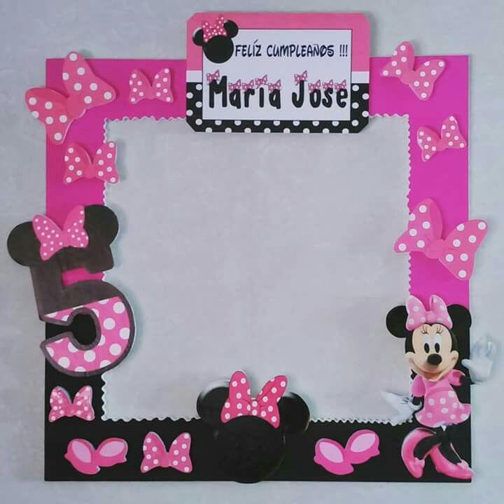 Minnie minnie rosa pinterest minnie marcos y marcos for Marco polo decoracion