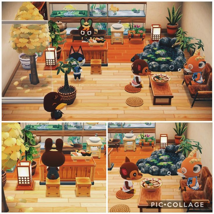 I Made A Cosy Japanese Food Restaurant! I'm So In Love