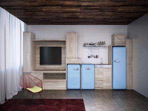 appliance we want mini smeg fridges