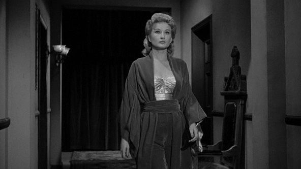 Carol Ohmart House On Haunted Hill Old hollywood