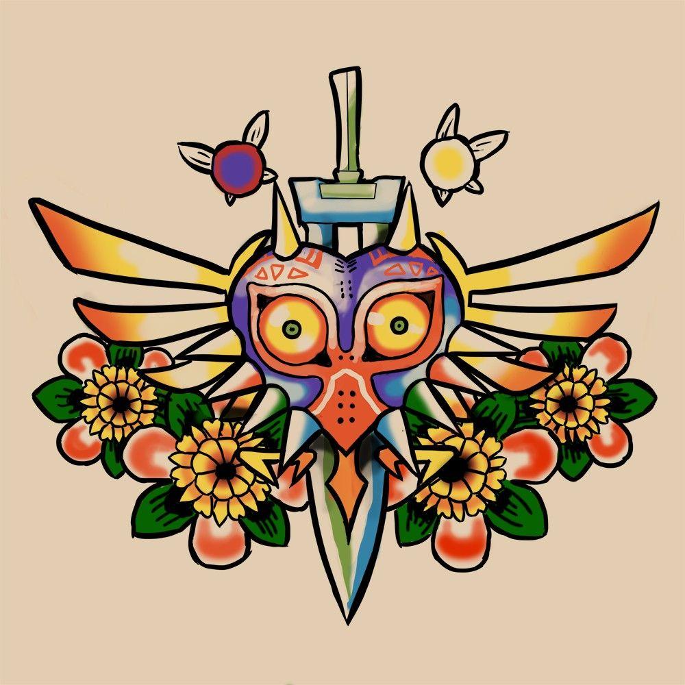 Pin by Brianna Knapp on Tattoo Mask tattoo, Tattoos, Ink