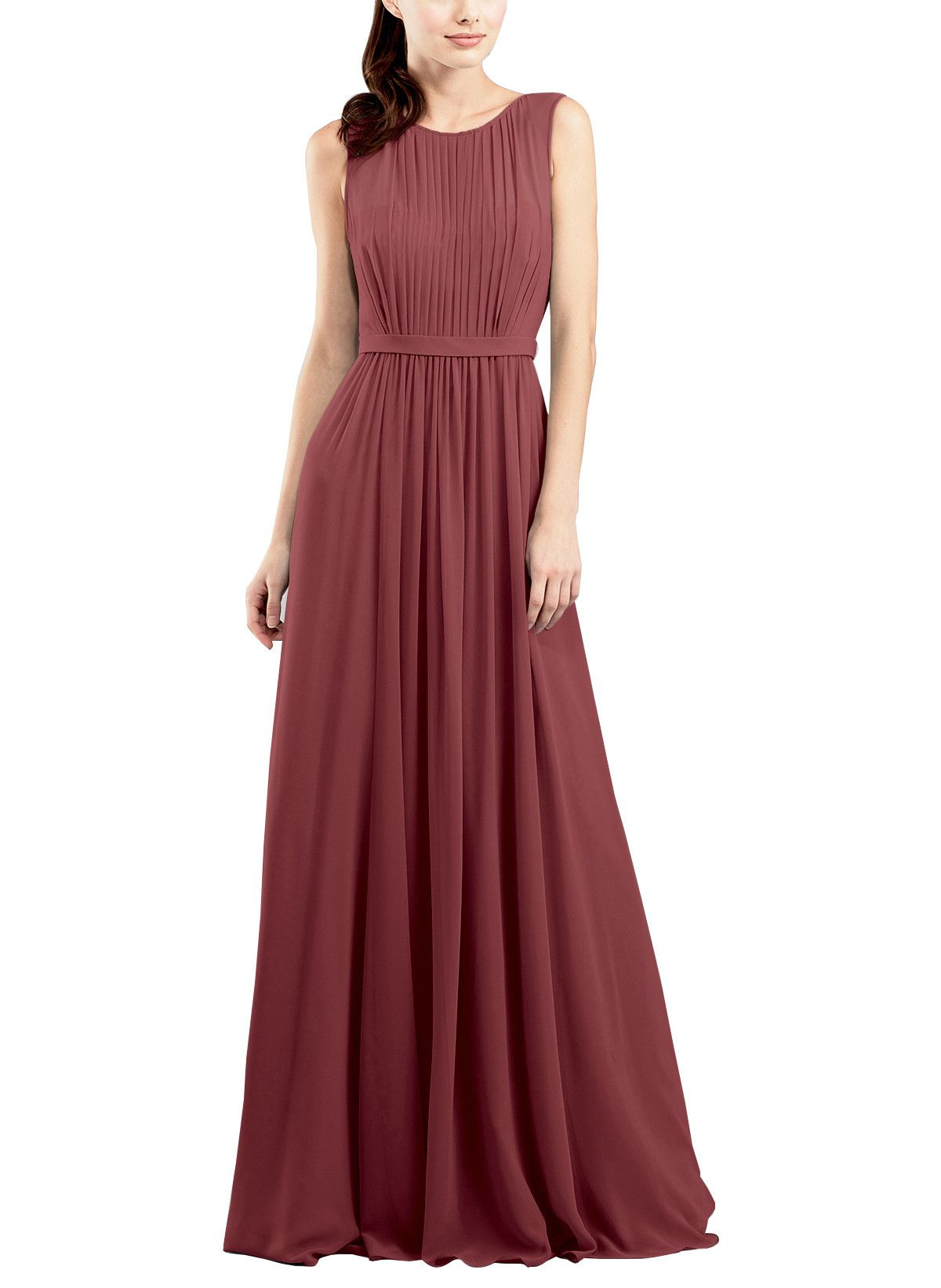 7a26f83c99 Stylist NotesIt s classic and sexy with a great v-back detail. Share this  one with your mom too. -ChloeDescriptionJenny Yoo VivienneFull length  bridesmaid ...
