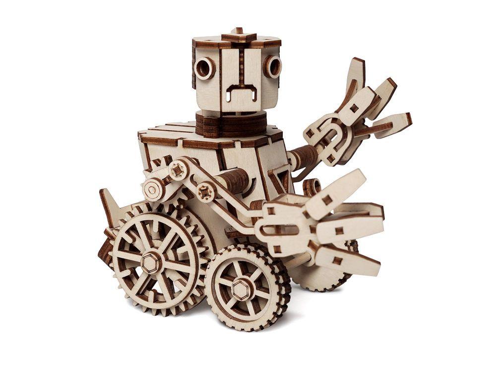 Конструктор «Робот Макс» 00-61 Lemmo - купить недорого в ...