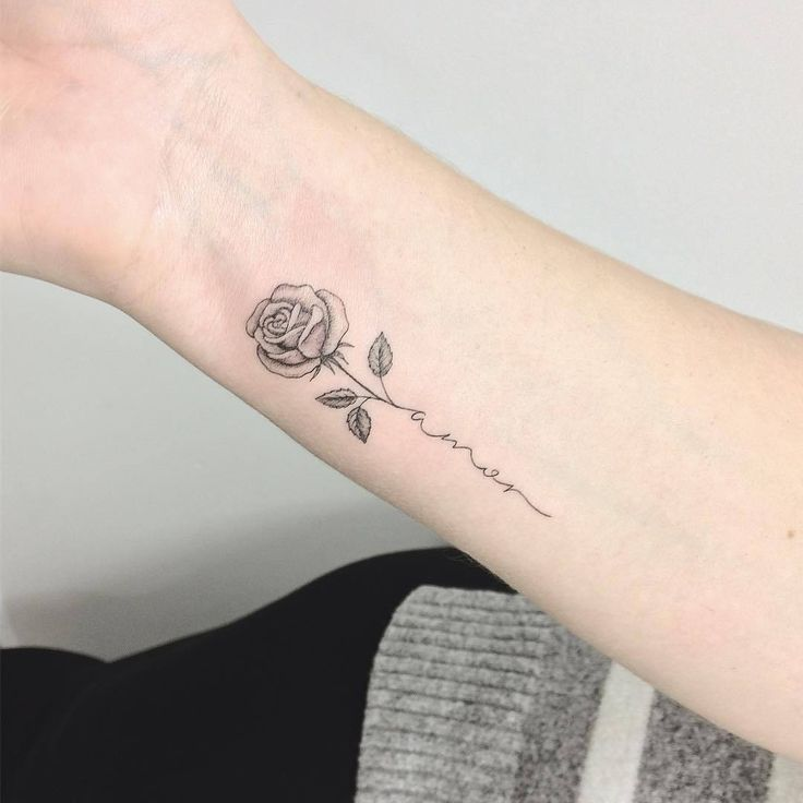 Rose Tattoo Artist: 横山 Kristie Yuka 23 – Tattoo Artist -… – Awesome Ta… #flowertattoos
