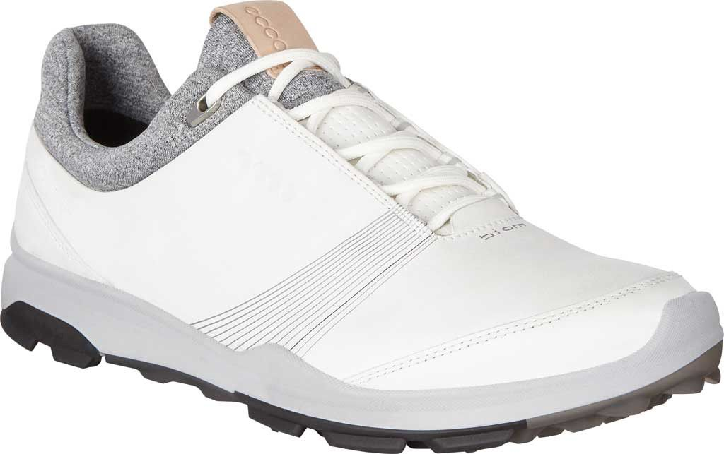 cd05c4cf97b4 Ecco Biom Hybrid 3 Tie Gore-Tex Golf Shoe - Wild Dove Emerald Yak Leather 35