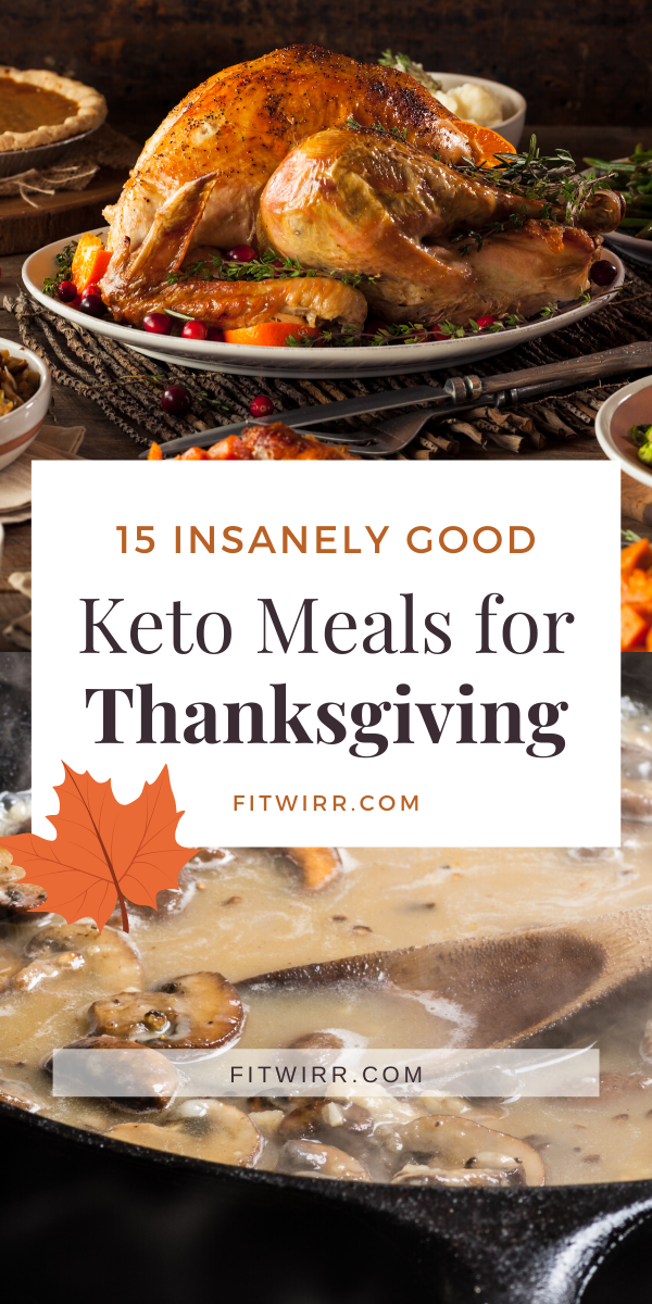 15 kohlenhydratarme Keto-Thanksgiving-Rezepte, die wirklich gut schmecken   – Keto Diet