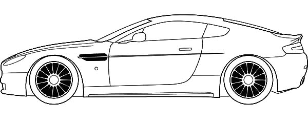 Coloring Pages Sports Cars Luxury Luxury Black And White Jaguar Coloring Page Kursknews Di 2020