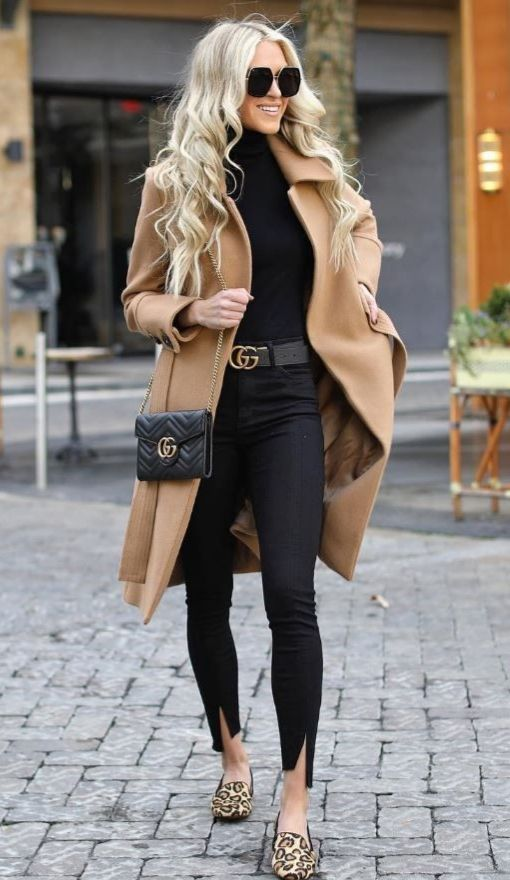 31 Cute and Comfy Winter Outfits for Women #cuteoutfits #womenoutfits #winteroutfits #womenswinterfashion