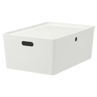 Small Storage Ikea Box With Lid Storage Boxes With Lids Storage Boxes