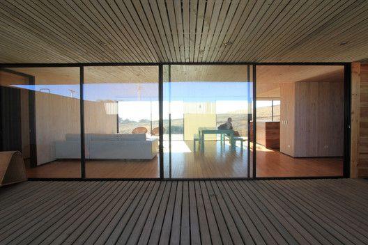 Casa Centinela Matanzas,© Josefina Irarrázaval A.