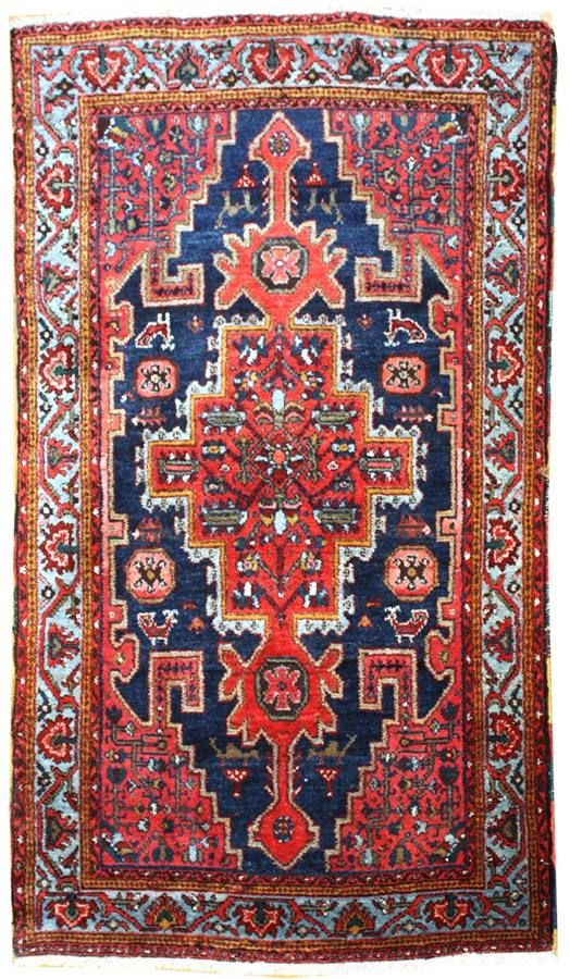 Antique Tribal And Other Small Gallery Trafresh Rug Hand Knotted In Persia