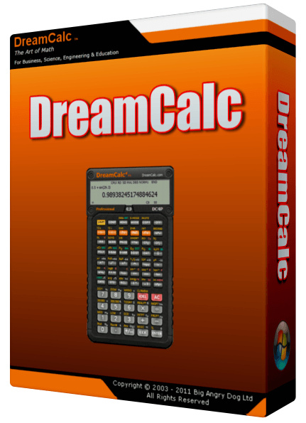 DreamCalc Pro 4 9 3 Crack with Serial Key Full Version Free Download